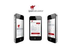 Creative design and development mobile app Intervet