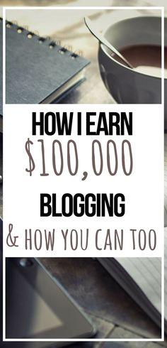 Blog Income Tips How I make money blogging #bloggingtips #blog #blogging