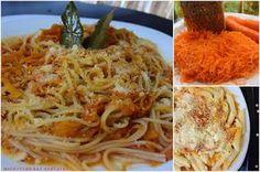 Μακαρόνια με σάλτσα καρότου !!! ~ ΜΑΓΕΙΡΙΚΗ ΚΑΙ ΣΥΝΤΑΓΕΣ