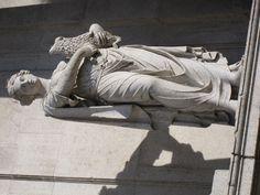 Penitence Statue