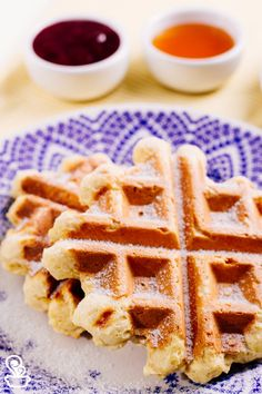 você precisa experimentar esse waffle de limão! Super fácil de fazer e com gostinho de quero mais <3