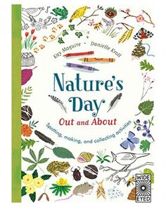 Following on from the success of Nature's Day, this beautiful activity book by the same author and illustrator shows children how to interact with their surroundings. Activities include spotting different leaves, birds, flowers, and insects, how to make plaster-cast animal tracks, how to mimic birdsong, and how to write a poem inspired by a walk in the woods. This activity book will inspire children to discover the world of wonder that awaits on their doorstep.