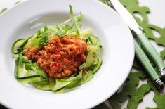 Gå ner i vikt med 5:2 dieten - Tasteline.com Diet Recipes, Vegetarian Recipes, Healthy Recipes, Healthy Food, 5 2 Diet, Foods To Eat, Risotto, Zucchini, Cabbage
