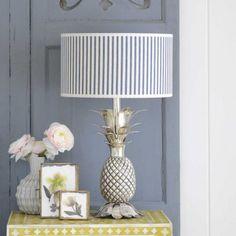 Pineapple Lamp | Pineapple Table Lamp Base | Graham & Green