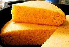 Gluten Free Cornbread  | G-Free Foodie #GlutenFree