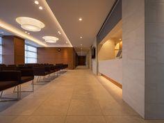 桜ヶ丘病院(60床) | 松山建築設計室 | 医院・クリニック・病院の設計、産科婦人科の設計、住宅の設計