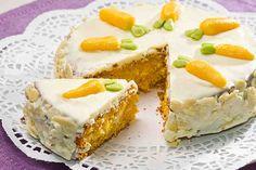 Tort marchewkowy #smacznastrona #przepisytesco #tort #marchewka #sweet #pycha