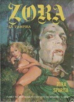 Zora La Vampira #IV/101 - Zora Sparita