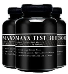 Maxx Test 300 Helps You Avoid Low Testosterone