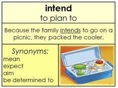 Thursday's Word of the Day Set 1 # 11 Third Grade Find # 1 -10 at my blog and follow me for more!