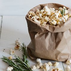 Truffled Popcorn Recipe  - Michael Symon   Food & Wine