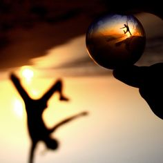 Forced Perspective Photography....... Really Cool!
