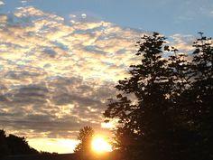 Morning Sunrises