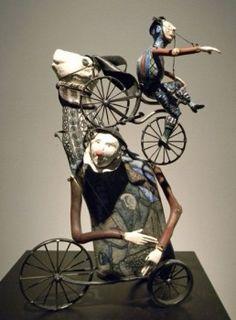 ROBIN & JOHN GUMAELIUS - Patricia Rovzar Gallery