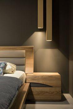 Beleuchtung Untitled - Simple Twin Bed Frame bed bed ideas, I Bedroom Lamps Design, Master Bedroom Interior, Modern Bedroom Design, Home Room Design, Home Interior Design, Bedroom Decor, House Design, Bedroom Lighting, Cama Design