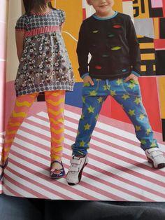 Pantalon sweat mixte. Existe du 92 (2 ans) au 170 cm ottobre printemps 1/2011
