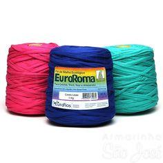 Fio de Malha EuroRoma 1 kg