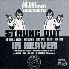 BRIAN JONESTOWN MASSACRE Strung Out In Heaven Smoky Clear Vinyl