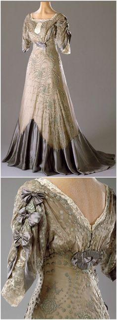 1910' Evening Dress