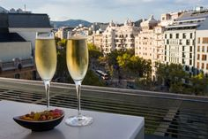 Best Rooftop and tapas Bars Barcelona