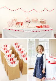 Little Big Company   The Blog: Cake Decorating Birthday Party by Bronnie Bakes