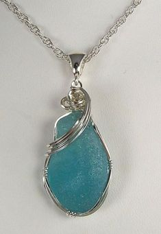 Seaglass jewelry for a seaside wedding? Maybe?