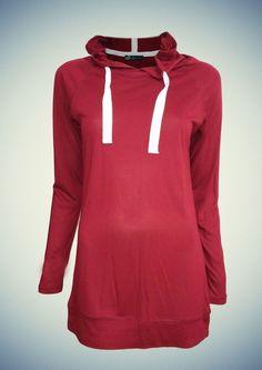 Γυναικεία ρούχα; Viscose μπλούζα με κουκούλα από την Anel Fashion για το φθινόπωρο και το χειμώνα του 2014 - 2015! Hoodies, Sweaters, Fashion, Moda, Sweatshirts, Fashion Styles, Fasion, Sweater, Hoodie