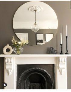 Fireplace Mantels, Oversized Mirror, Epoch, Happy Friday, Shops, Felt, Couple, Night, Street