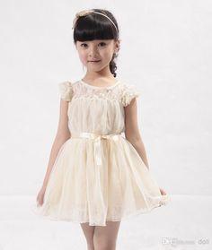 Baby Girl Dress Kids Girl Lovely Dress Children's Dresses   Buy Wholesale On Line Direct from China