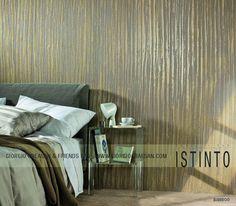 Luxe wandafwerking Giorgio Greasan.