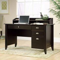 Shoal Creek Desk W/Hutch