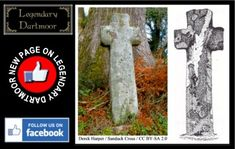 New page on Legendary Dartmoor - Sanduck Cross. http://www.legendarydartmoor.co.uk/sanduck-cross.htm