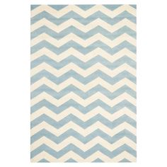 Chatham 4' x 6' Rug in Light Blue