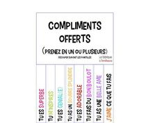 Compliments offerts