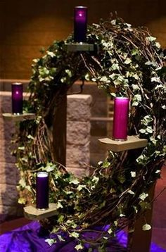 advent church decorations - Bing Images