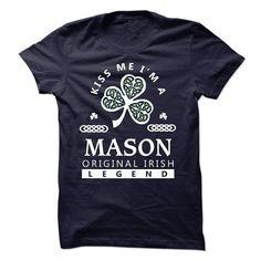 KISS ME IM A MASON 2015  NEW _2015_ T Shirt, Hoodie, Sweatshirt