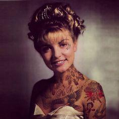 Shopped Tattoos by Cheyenne Randall on Cultura Inquieta