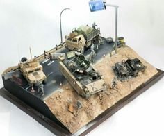 1/35 Diorama by Chinese Modeller