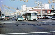 Pacific Boulevard near Saturn Ave in Huntington Park February 1963