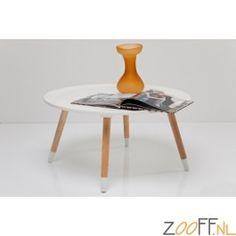 Kare Design Blossom Bijzettafel 70 cm