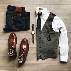 men's fashion style outfit and outfit grids inspirations style grid for men fashion for men Komplette Outfits, Casual Outfits, Fashion Outfits, Casual Attire, Fashion Ideas, Fashion Trends, Business Casual Men, Men Casual, Preppy Casual