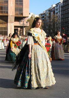 Fallas 2005 - Valencia by *Feather*, via Flickr