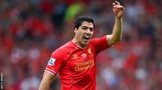 Luis Suarez: Liverpool striker is football writers' Player of the Year - Article From BBC Website - http://footballfeeder.co.uk/news/luis-suarez-liverpool-striker-is-football-writers-player-of-the-year-article-from-bbc-website/
