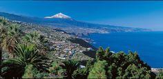 Imprescindible una visita a La Orotava #Canarias, #pueblo al norte de Tenerife a los pies del Teide para conocer su #gastronomia