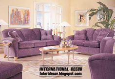 Purple Living Room Chair Steel Accessories 111 Best Images Lilac Bedrooms Furniture Sofas Chairs