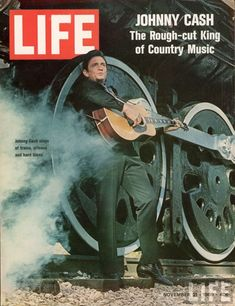 Back in 1974, Johnny Cash narrated and starred in Ridin' the Rails: The Great American Train Story where Johnny talks about trains– their importance in American history, and his own personal, nostalgic love for 'em.