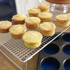Mary Berry's Little Lemon Drizzle Cakes