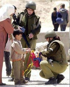 what could a little innocent kid possibly have in his schoolbag? is this really necessary? free palestine