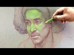 The Green Foundation for Skin tone by Cuong Nguyen - YouTube