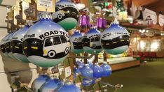 Bronner's Christmas Wonderland in Frankenmuth is the world's largest Christmas store